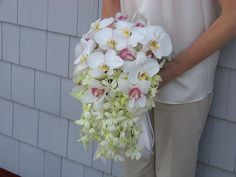 Tropical Orchid Wedding Bouquets Exotic Tropical Wedding Bouquets For Romantic Wedding Moment