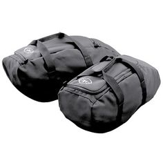 Constructed of heavy-duty ballistic nylon for added durability, these saddlebag liners provide carry-away convenience for your luggage. Also features an embroidered Star logo for a quality look and feel.