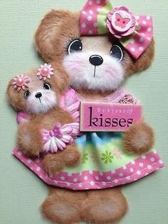 Butterfly Boutique Girl Baby Sisters Tear Bear Scrapbook ELITE4U 3PAPERWISHES | eBay