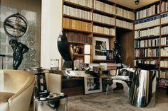 - Georg Jensen lanserar tillsammans med Kelly Wearstler, som är en av mina absoluta förebilder när det kommer till inredning, 'Frequency' so… Glam Room, Paris Apartments, Art Deco Furniture, Top Interior Designers, New Room, Interior Inspiration, Interior And Exterior, Beautiful Homes, Modern Design