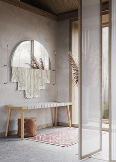 El nuevo terrazo - Home Design Home Decor Styles, Cheap Home Decor, Diy Home Decor, Room Decor, Decor Interior Design, Interior Decorating, Luxury Interior, Terrazo, Nature Color Palette