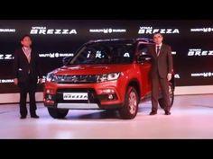 Video Suzuki Vitara Brezza - First Drive & Road Test Vitara Brezza | Oto