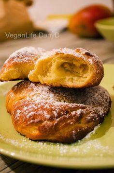 Veganlife danyd: Croissant sfogliati vegan