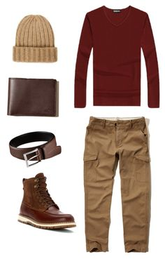 """""""Casual"""" by allonasada on Polyvore featuring Timberland, Hollister Co., Topman, men's fashion and menswear"""