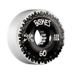 Bones - Nobs White 60MM Skateboard Wheels