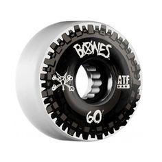Bones - Nobs White 60MM Skateboard Wheels