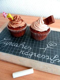 750 grammes vous propose cette recette de cuisine : Cupcakes Carambar® et Kinder®. Recette notée 4.4/5 par 21 votants