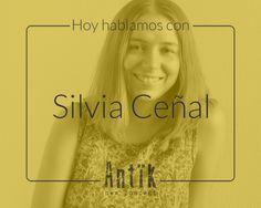 Hoy Hablamos con…Silvia Ceñal.