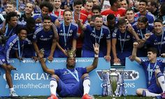 Chelsea 3-1 Sunderland: Remy scores double as champions celebrate