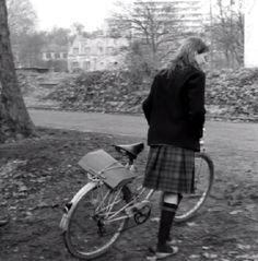 Anna Karina in bande à part, 1964