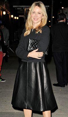 Best Dressed on TopShelf: Naomi Watts. www.topshelfclothes.com