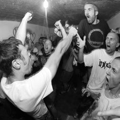 Iron To Gold - vegan straight edge hardcore band from Warsaw, Poland