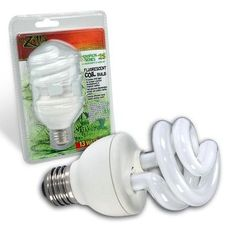 REPTILE - BULBS - TROPICAL SERIES COIL BULB 13W - - CENTRAL - ENERGY SAVERS - UPC: 96316670815 - DEPT: REPTILE PRODUCTS