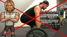 BUFF DUDES TANK TOP! http://store.buff-dudes.com Deadlifts are one of the best exercises out there to build your back but it's easy to make these 5 mistakes....
