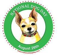 August 26th is National Dog Day. Take time to appreciate the love and value that dogs bring to our daily lives. How does your dog bring joy to your life?