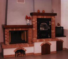 Compro Forno da incasso Wood Oven, Stove, Kitchen, House, Roman, Home Decor, Outdoor, Wood Stoves, Houses