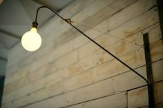 Potence Swing Arm Lamp from Southern Lights TN on Etsy, Remodelista