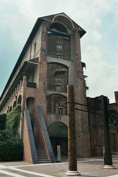 Castello di Rivoli, Andrea Bruno | Rivoli | Italy | MIMOA