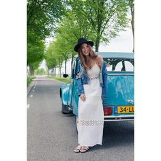 Road Trip in the Perfect Maxi Dress found on Polyvore