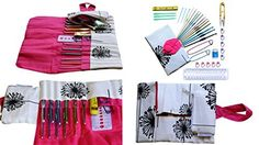 BEST Crochet Hooks & Needle Case Organizer | Athena's Elements Deluxe Aluminum Crochet Kit 35 Items Complete Crocheting Tools - Best Crochet Knitting Needles for Beginners | Sizes B to L (2.25mm to 8.0mm), http://www.amazon.com/dp/B00SHZRUVW/ref=cm_sw_r_pi_awdm_6Zy7vb1988D1H