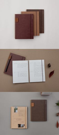 The Slow and Simple Journal is an elegant planner with simple and clean designs both inside and outside! This planner is available in 3 different type of planners – Monthly, Daily and Journal, so you can choose the type that suits your need. It has a simple layout, and features plenty of writing spaces!