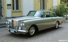 1963 Bentley SIII Continental Coupé by Park Ward ★。☆。JpM ENTERTAINMENT ☆。★。