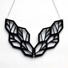 (10) Fab.com | Leaf Necklace