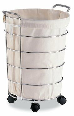 Laundry Bags At Walmart Enchanting Neu Home Rolling Laundry Basket With Liner  Walmart  Laundry