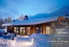 Hotel Alpaga Megeve French Alps France