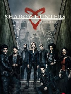 Shadowhunters T. Series Cast List-Cassandra Clare-The Mortal Instruments-paranormal-book to series-awesome-Freeform-Katherine McNamara-Dominic Sherwood Clary Fray, Clary Und Jace, Shadowhunters Malec, Shadowhunters The Mortal Instruments, Clace, Mortal Instruments Movie, Film Serie, Dominic Sherwood, Movie Posters