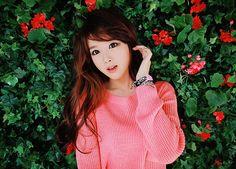asian fashion, cute, kawaii, kim shin yeong