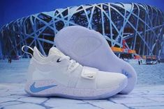 fdbbd740606c Paul George Nike PG 2. 5 Sony PlayStation Multi Color Men s Basketball  Shoes Male Sneakers