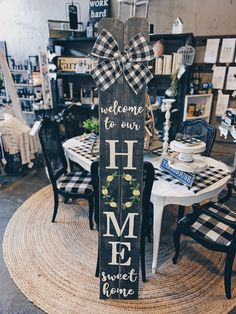 Wooden Welcome Signs, Porch Welcome Sign, Wooden Signs, Wood Plank Walls, Wood Planks, Porch Vinyl, Barn Board Signs, Porch Table, Lemon Wreath