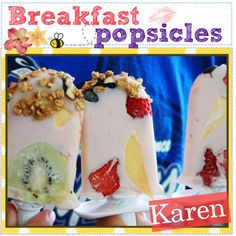 Breakfast Popsicles <3, created by everygirlhasatip on Polyvore