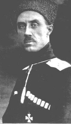 Врангель - Wrangel - White Army Commander