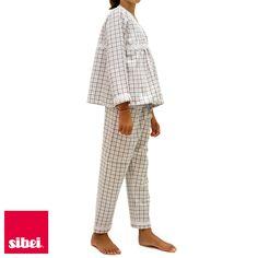 pijama niña cruzado