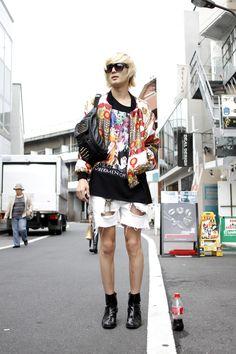 【STREET SNAP】たろう | ストリートスナップ | 原宿(東京)|