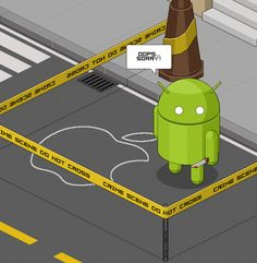 Android murdered Apple iPhone