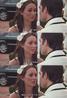 Blair Waldorf & Chuck Bass