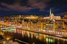Zurich | Switzerland (by Thierry Hennet)