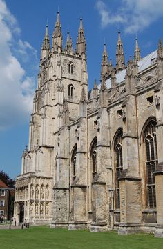 Visit Canterbury Cathedral on Day 2 of the Rick Steves Villages of South England Tour.