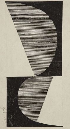 Untitled, Lygia Pape, 1958.