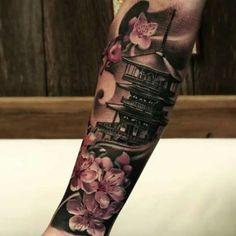 Sleeve Tattoo..