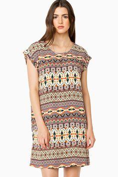 Santianna Shift Dress / ShopSosie #shopsosie #sosie