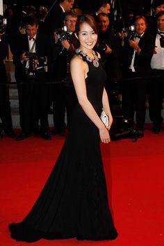 Rin Takanashi. Cannes 2012. Cannes, Kamen Rider, Formal Dresses, Fashion, Glamour, Dresses For Formal, Moda, Formal Gowns, Fashion Styles