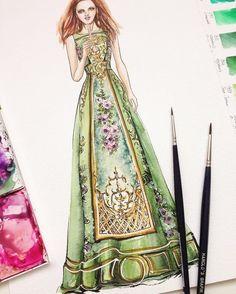 Dress Design Drawing, Dress Design Sketches, Fashion Design Sketchbook, Fashion Design Drawings, Fashion Sketches, Fashion Illustration Poses, Dress Illustration, Fashion Drawing Dresses, Drawing Fashion