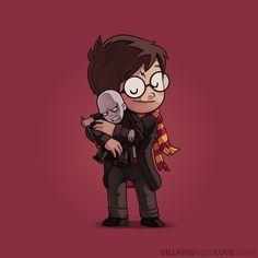 Villans need love #HP