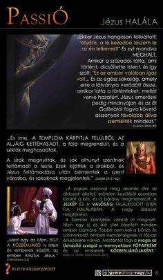 8. Jézus halála