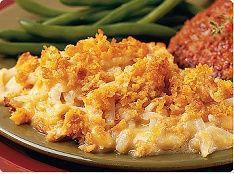 Cheesy Potatoes (8 Points+) sounds like a great side dish for thanksgiving!