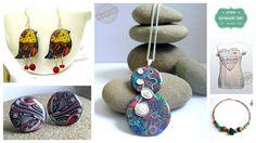 by eN Tee - ručne maľovaný textil, originálne autorské šperky a odevné doplnky